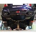 Carbon Heckdiffusor JG Style Subaru Impreza 2011-