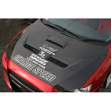 Chargespeed Carbon Motorhaube EVO 10