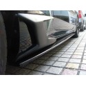 RS Seitenschweller mit Diffusor PU Hyundai Genesis Coupe ab 2009-