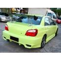 Heckstange CS Style Subaru Impreza 2001-2007