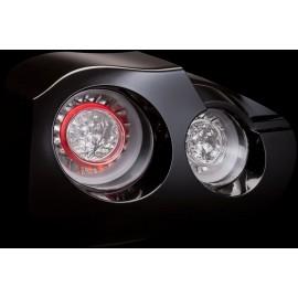 LED Heckleuchten chrom R35 Nissan GT-R