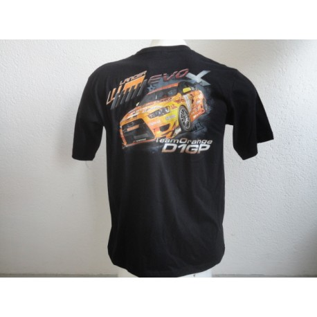 Team Orange EVO10 T-Shirt