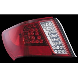 Full-LED Heckleuchten Red Subaru Impreza WRX STI ab 2011