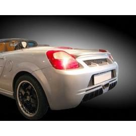 Heckstossstange Toyota MR2 ab 00-