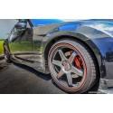 NISMO Style Seitenschweller Carbon Nissan 350Z