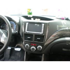 Carbon Radioblende Subaru Forester 2008-2013
