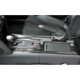 Abdeckung Carbon Mittelkonsole Nissan GT-R