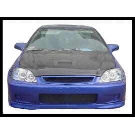 Carbon Motorhaube Civic 96-00 OEM Style
