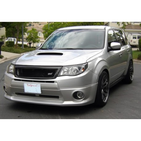 spoilerkit pu subaru forester 2008 2013 tuning zubeh r. Black Bedroom Furniture Sets. Home Design Ideas
