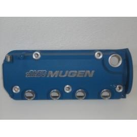 Mugen Ventildeckel blau für Honda