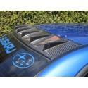 Dachspoiler Roof Fin Carbon Subaru Impreza WRX STI 2001-2007