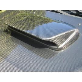 Lufthutze Carbon STI Subaru Impreza WRX STI 2001-2002