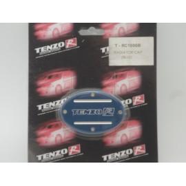 Kühlerdeckel Tenzo R blau