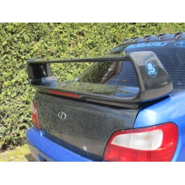 Carbon Heckspoiler Subaru Impreza ab 2001- Prodrive Style