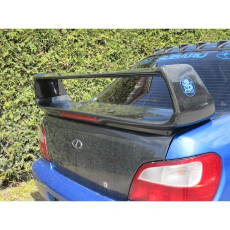 Heckspoiler Subaru Impreza ab 2001- Prodrive Style Carbon