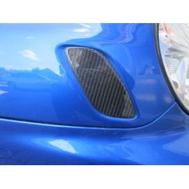 Carbon Abdeckung Reflector Subaru Impreza 2001-2002