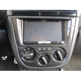 Carbon Radioblende Subaru Impreza 2001-2002
