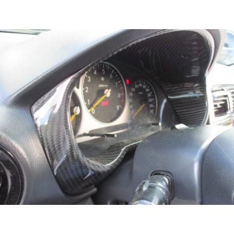 Carbon Tachogehäuse Subaru Impreza 2001-2002