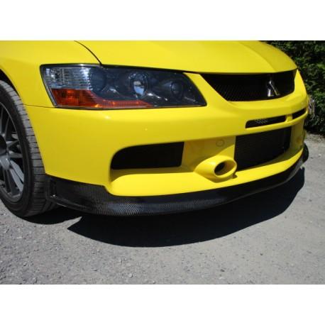 Carbon Frontspoilerlippe S Style Mitsubishi EVO 9