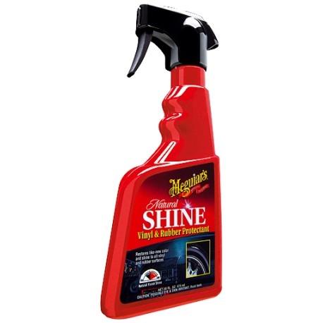 Meguiars Natural Shine Kunststoffpflege 473ml