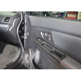 Carbon Blende Türgriffe Subaru Impreza 2014-