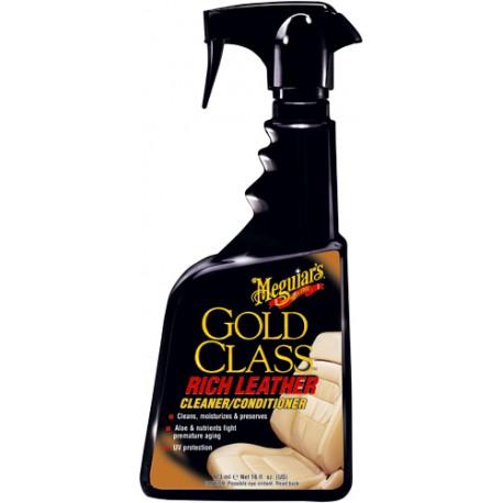 Meguiars Gold Class Lederpflege Spray 473ml