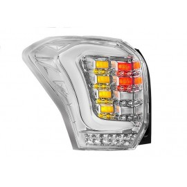 LED Heckleuchten chrom Subaru Forester 2012-