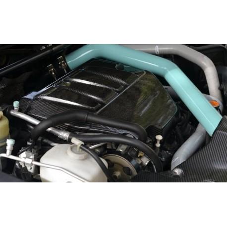 Carbon Motorabdeckung Mitsubishi EVO 10