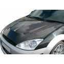 Carbon Motorhaube RS Style Ford Focus 1998-2004