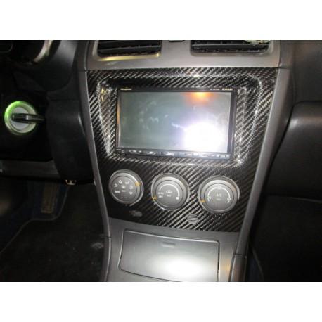 Carbon Radioblende Subaru Impreza 2003-2007