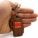 Schlüsselanhänger Domo Kun Gummi