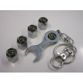 Subaru Ventildeckel für Reifen