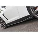 Carbon Seitenschwellerflaps Varis Style GT-R R35