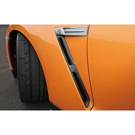 Carbon Luftauslässe Kotflügel Nissan GT-R R35