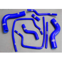 STI Performance Schlauch Kit Blau 8 Teilig Subaru Impreza 1996-2000