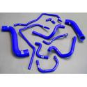STI Performance Schlauch Kit Blau 10 Teilig Subaru Impreza 2007-2011