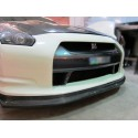 Carbon Z Style Frontlippe Nissan GT-R R35