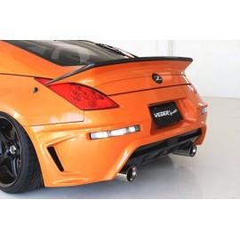 Heckstossstange Weber Sport Nissan 350Z