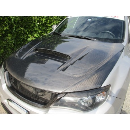 Carbon Motorhaube VS Style Subaru Impreza WRX STI 2007-2014