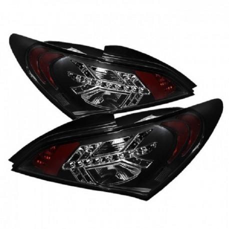 LED Heckleuchten schwarz Hyundai Genesis 09-