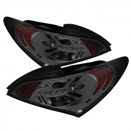 LED Heckleuchten chrom smoke Hyundai Genesis 2009-