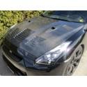 Carbon Motorhaube Varis Nissan GT-R R35 09-16