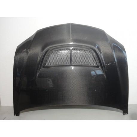 Carbon Motorhaube EVO 7 Style. Mitsubishi EVO 8-9