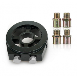 Adapterplatte für Öldruck und Öltemperatur