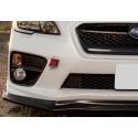 PU Frontspoilerlippe CS-Style Subaru Impreza WRX STI 2014-