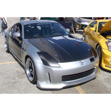 Carbon Motorhaube Nissan 350Z 02-06 OEM Style