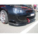 Carbon JG Frontspoilerlippe Subaru Impreza STI 2003-2005