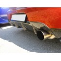 Carbon Heckdiffusor Mitsubishi EVO 9