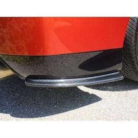 Carbon Heckstangen Diffusor Mitsubishi EVO 9