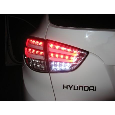 LED Heckleuchten rot-klarglas Hyundai IX35 10-